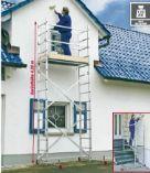 Alu-Montagegerüst Corda von Krause