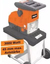 Elektro-Walzenhäcksler PMHW 3000 von Primaster