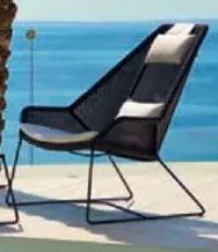 Loungesessel Breeze von Cane-Line
