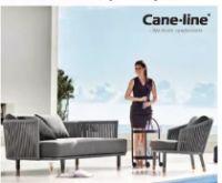 Sofa 3er Moments von Cane-Line