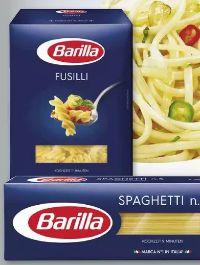 Italienische Teigwaren von Barilla