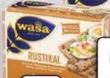 Knäckebrot von Wasa