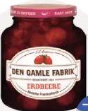 Dänischer Fruchtaufstrich von Den Gamle Fabrik