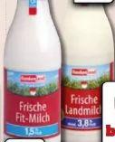 Frische Fit-Milch von Frankenland