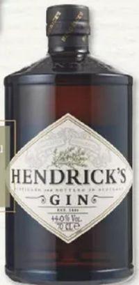 Gin von Hendrick's