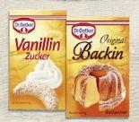Backin Backpulver von Dr. Oetker