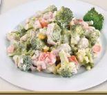 Kochschinken-Brokkoli-Salat