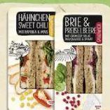 Sandwich von Rewe to go