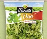 Salat Duo Feldsalat & Rucola von Florette