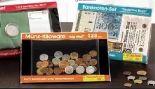 Münzen und Banknoten von Prophila Collection