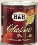 Kondensmilch von B&B