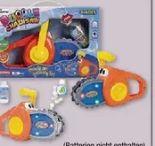 Seifenblasen Motorsäge von Maro Toys