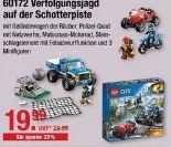City Verfolgungsjagd auf Schotterpisten 60172 von Lego