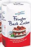 Feinster Backzucker von Südzucker