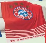 FC Bayern Fleecedecke