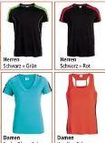 Damen Laufshirt von Toptex Sportline