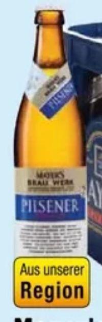 Premium Pilsener von Mayer's Brauwerk
