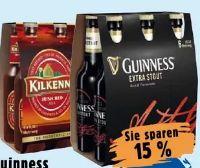 Extra Stout von Guinness