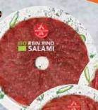 Rein Rind Bio-Salami von Wiltmann