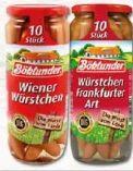 Wiener Würstchen von Böklunder