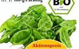 Bio-Blattspinat von Rewe Bio