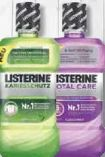 Mundspülung von Listerine