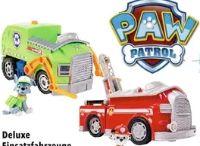 Paw Patrol Deluxe Einsatzfahrzeuge von Spin Master