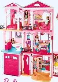 Barbie Traumvilla von Mattel Games