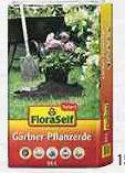 Select Gärtner Pflanzerde von FloraSelf