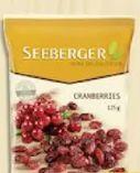 Cranberries von Seeberger
