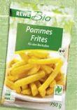 Bio Pommes Frites von Rewe Bio