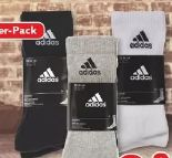 Herren Sportsocken 3er von Adidas