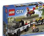 City Quad-Rennteam 60148 von Lego