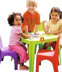 Kindertisch von Sizzlin'Cool