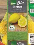 Bio Zitronen von Edeka Bio