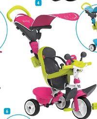 Dreirad Baby Komfort von Smoby