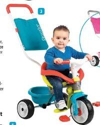 Dreirad Be Move Komfort von Smoby