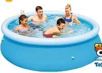 Fast Set Pool Set von Sizzlin'Cool