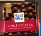 Schokolade Nuss Klasse von Ritter Sport