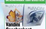 Geschenkpackung von Aldo Vandini