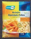 Backofen Pommes Frites von Schnefrost