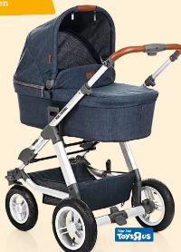 Kombi-Kinderwagen Viper 4 von ABC Design