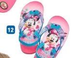 Mädchen-Flip Flops von Disney Minnie Mouse