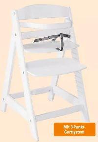 Treppenhochstuhl Sit Up von Roba