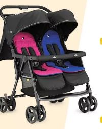 Double Buggy Aire Twin von Joie