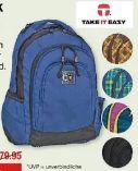 Schulrucksack von Take It Easy