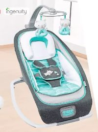 Babywippe Boutique Collection von ingenuity
