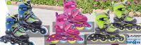 Semi Soft Inline Skates von avigo