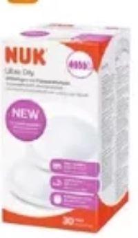 Ultra Dry Stilleinlagen von Nuk