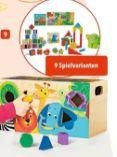 Safari Holzspielbox von Universe of Imagination